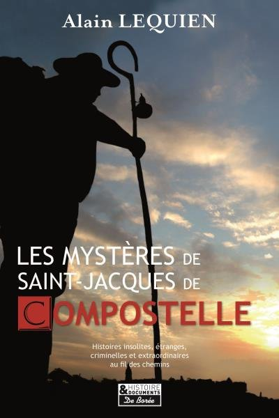 mysteres compostelle
